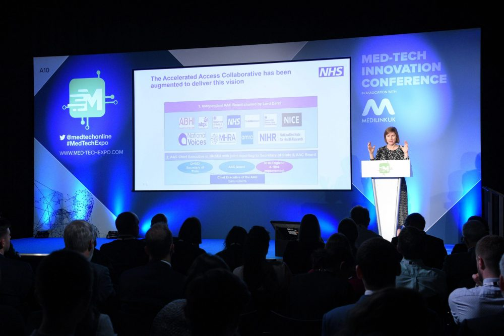 Med-Tech Innovation Expo 2021 launches visitor registration